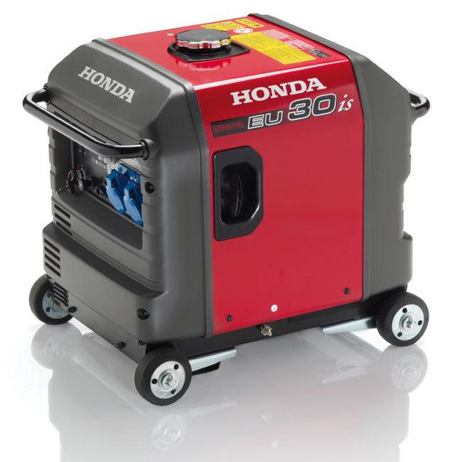Генератор Honda EU30iS в Ардоне
