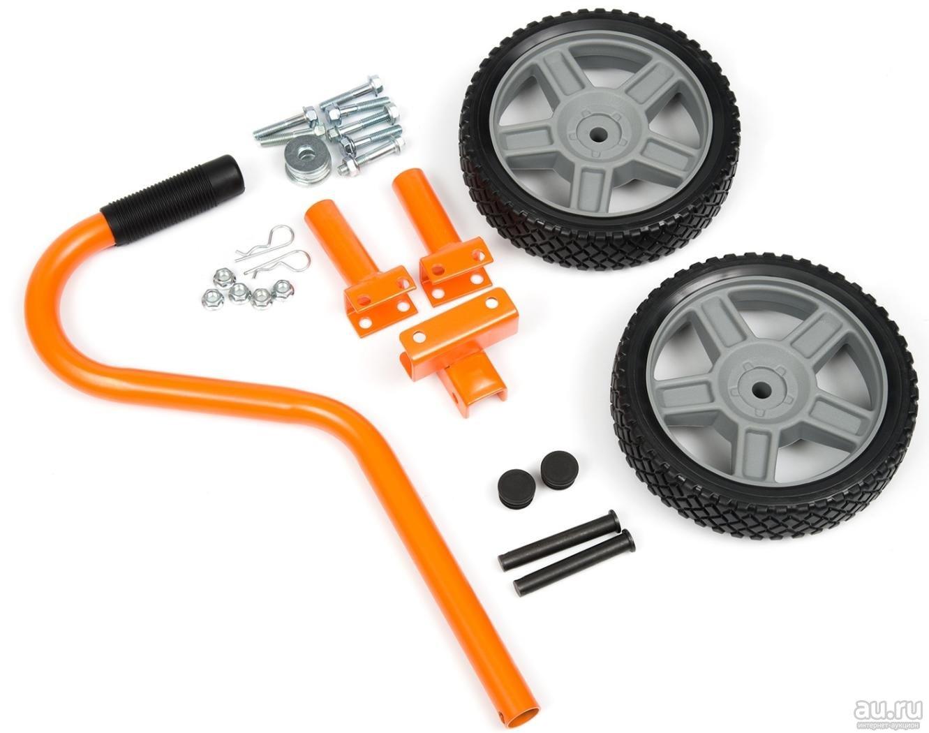 Комплект колес для генераторов ECT 7000 в Ардоне